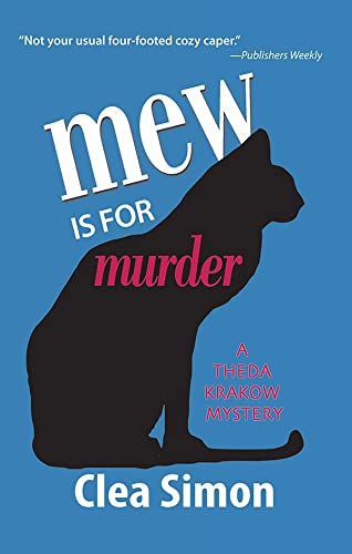 Mew is for Murder (Theda Krakow Series): Simon, Clea