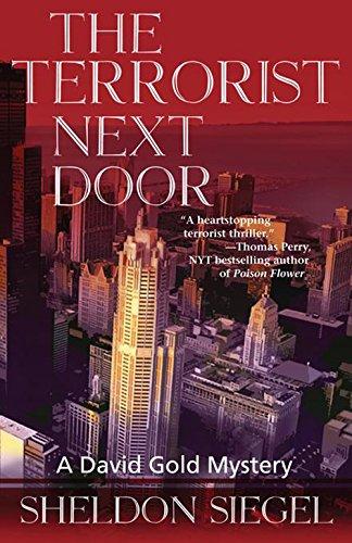 9781464201660: Terrorist Next Door, The: A David Gold Novel (David Gold Mysteries)