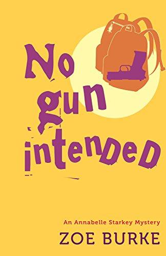 9781464204845: No Gun Intended (Annabelle Starkey Mysteries)