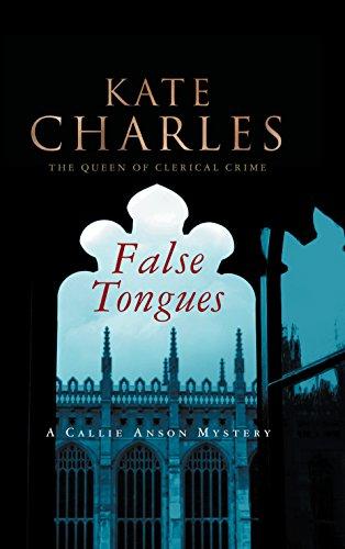 9781464204883: False Tongues: A Callie Anson Mystery (Callie Anson Mysteries)