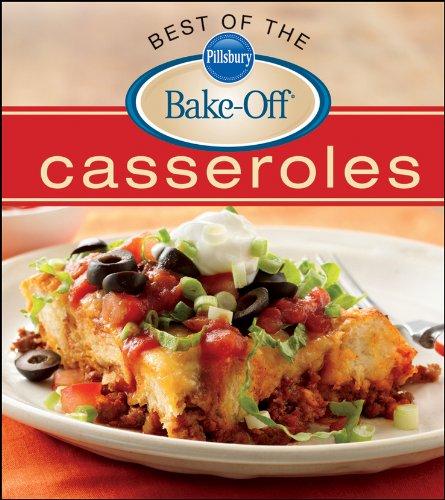 9781464301032: Pillsbury Best of the Bake Off Casseroles