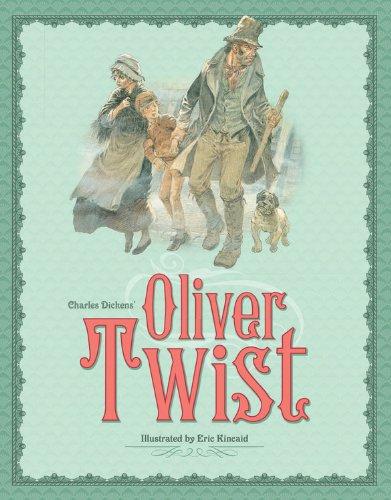 9781464301513: Charles Dickens' Oliver Twist (Kincaid Classics)