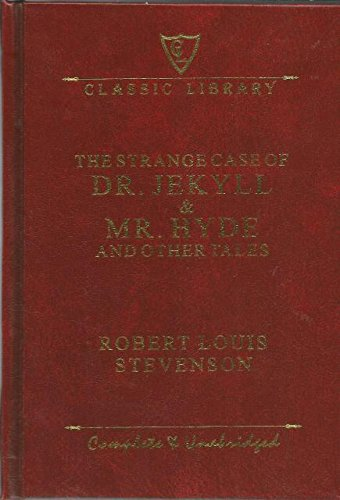 9781464301933: The Strange Case of Dr. Jekyll and Mr. Hyde and Other Tales Complete and Unabridged