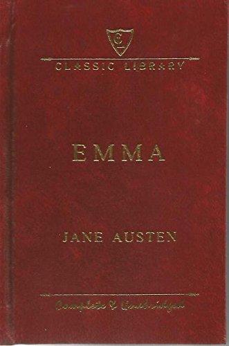 9781464301957: Emma by Jane Austen Complete & Unabridged Classic Library