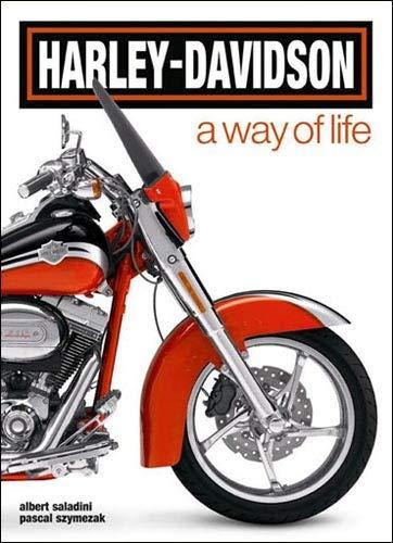 Harley Davidson a Way of Life Book
