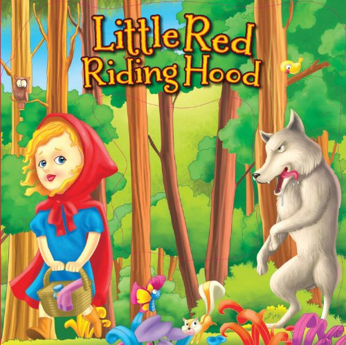 Little Red Riding Hood (Window Books): The Book Company Editorial