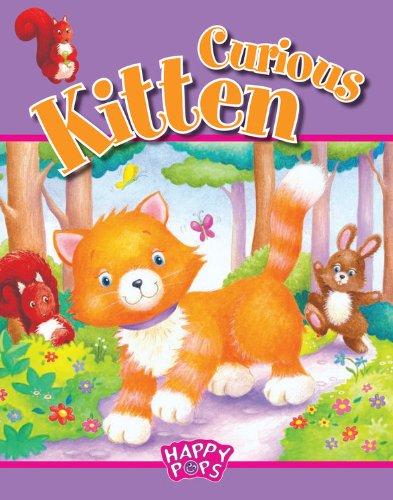 9781464302602: Curious Kitten (Happy Pops)