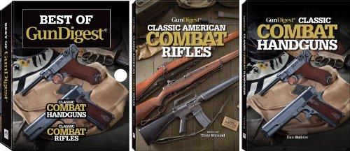 9781464302787: Best Of Gun Digest: (2-Book) Box Set: Classic Combat Handguns, Classic Combat Rifles