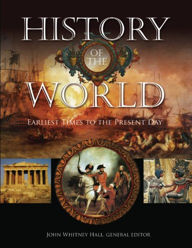 9781464303333: History Of The World: Earliest Times to the Present Day
