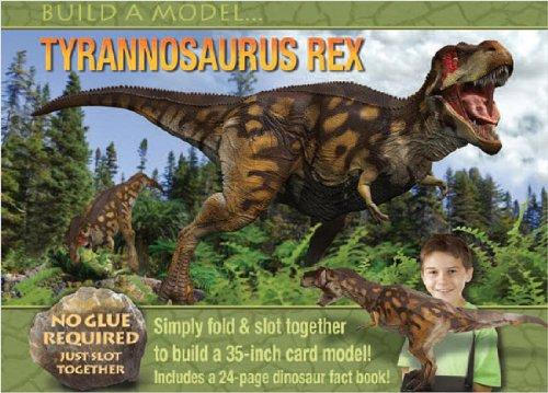 9781464303494: Build a Model: T-rex