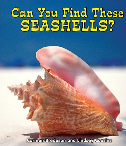 9781464400681: Can You Find These Seashells? (All about Nature)