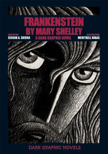 9781464401046: Frankenstein by Mary Shelley: A Dark Graphic Novel (Dark Graphic Novels)