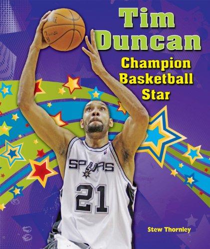 9781464401602: Tim Duncan: Champion Basketball Star (Sports Star Champions)