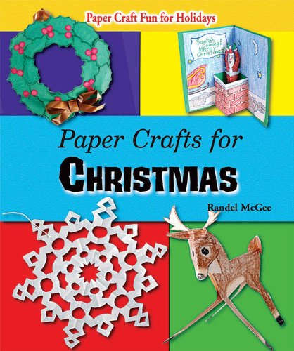 9781464403217: Paper Crafts for Christmas (Paper Craft Fun for Holidays)