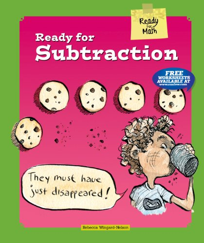 9781464404351: Ready for Subtraction (Ready for Math)