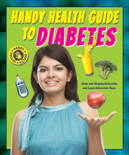 9781464404931: Handy Health Guide to Diabetes (Handy Health Guides)