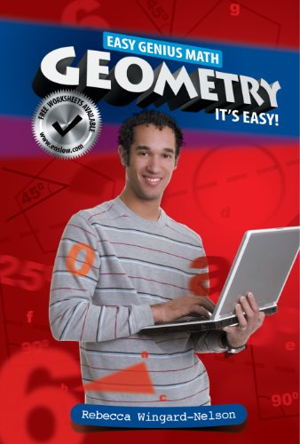Geometry: It's Easy (Easy Genius Math): Wingard-Nelson, Rebecca