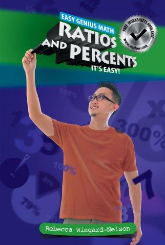 9781464405273: Ratios and Percents: It's Easy (Easy Genius Math)