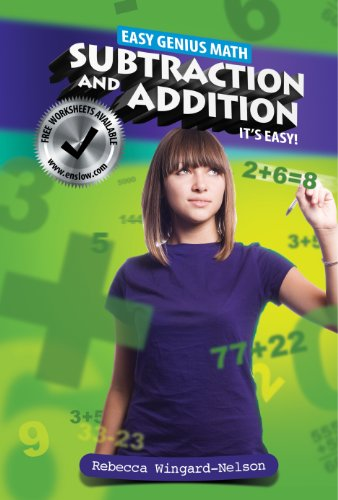 9781464405310: Subtraction and Addition: It's Easy (Easy Genius Math)