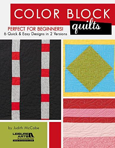 9781464700545: Color Block Quilts