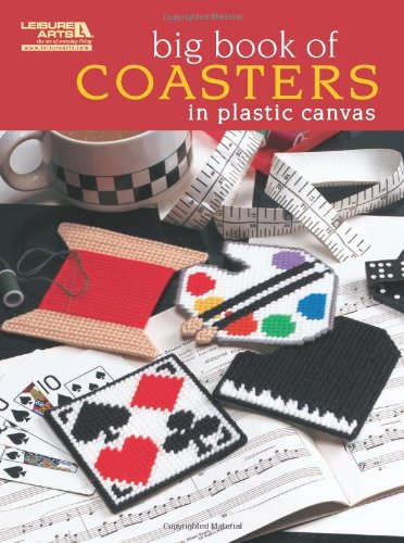 Big Book of Coasters (Leisure Arts #5855)