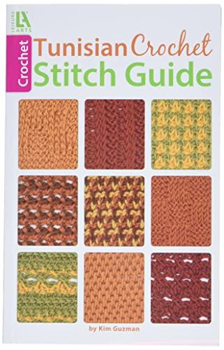 Tunisian Crochet Stitch Guide: Guzman, Kim