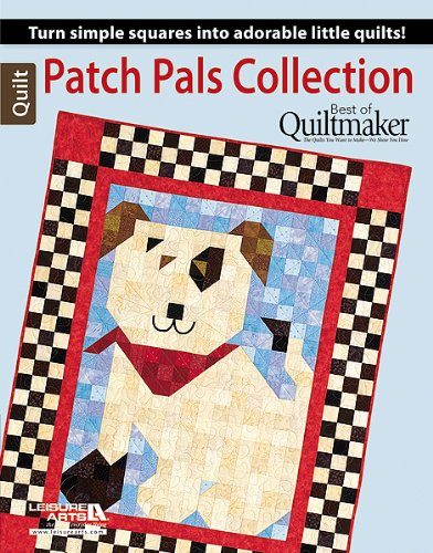 9781464708633: Patch Pals Collection - Best of Quiltmaker