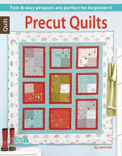 9781464708916: Precut Quilts