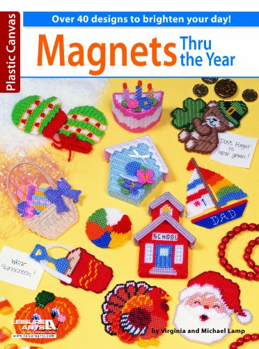 Magnets Thru the Year (9781464709135) by Leisure Arts