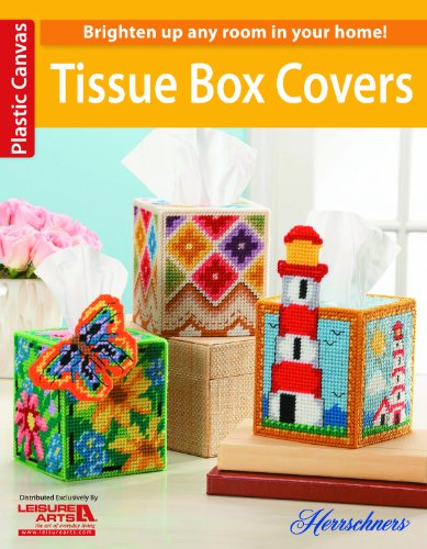 Tissue Box Covers: Herrschners