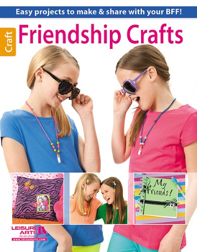 Friendship Crafts (9781464709968) by Leisure Arts