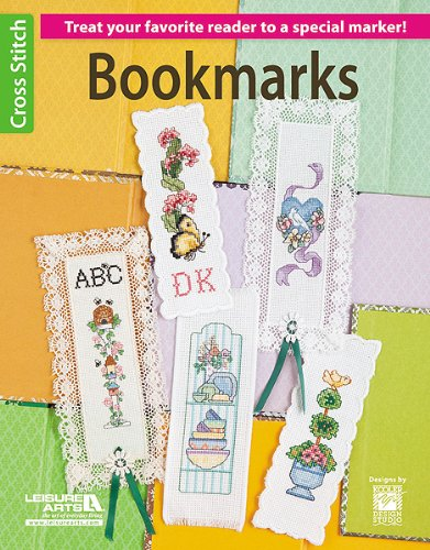 9781464711541: Bookmarks (Leisure Arts Cross Stitch)