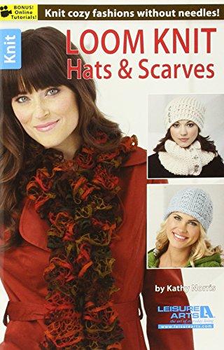 Loom Knit Hats Scarves (Paperback): Kathy Norris