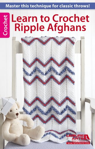 9781464712074: Learn to Crochet Ripple Afghans