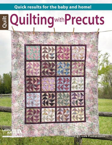 9781464712630: Quilting with Precuts