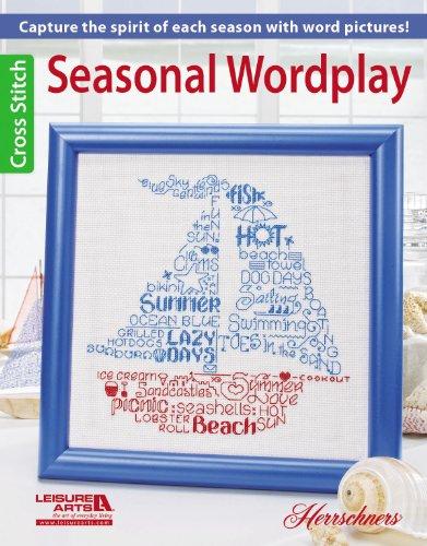 Seasonal Wordplay: Herrschners