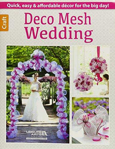 9781464715297: Deco Mesh Wedding