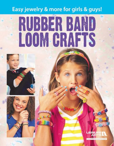 9781464715495: Rubber Band Loom Crafts