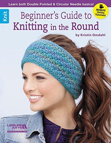9781464715709: Beginner's Guide to Knitting in the Round