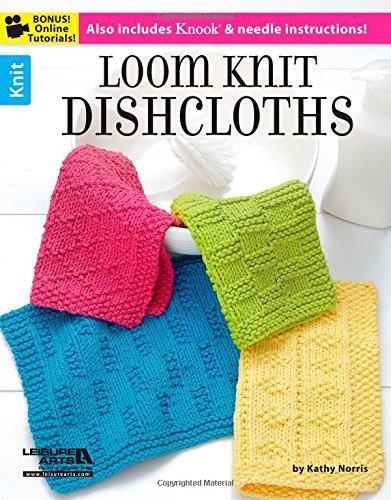 Loom Knit Dishclothes (Paperback): Kathy Norris