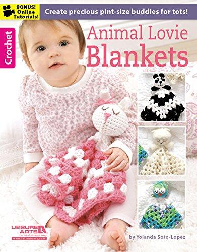 Animal Lovie Blankets: Becky Stevens