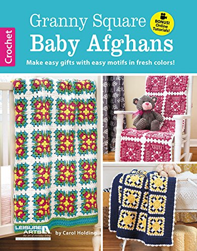 9781464721564: Granny Square Baby Afghans (6412)