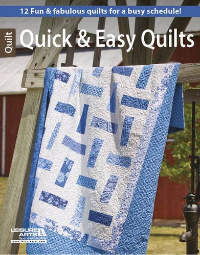 Quick & Easy Quilts (6442): Annies Publishing