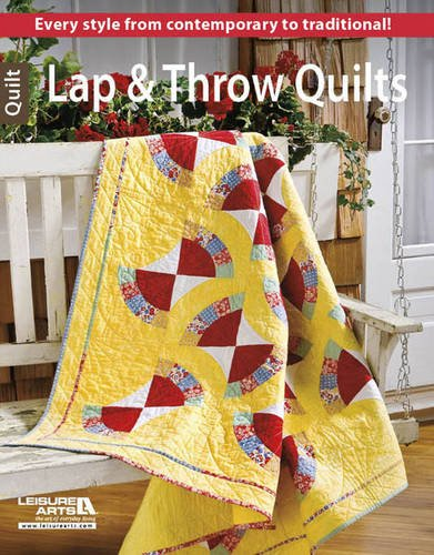 9781464733369: Lap & Throw Quilts