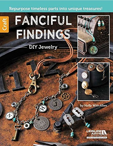 9781464733529: Fanciful Findings: DIY Jewelry (6449)