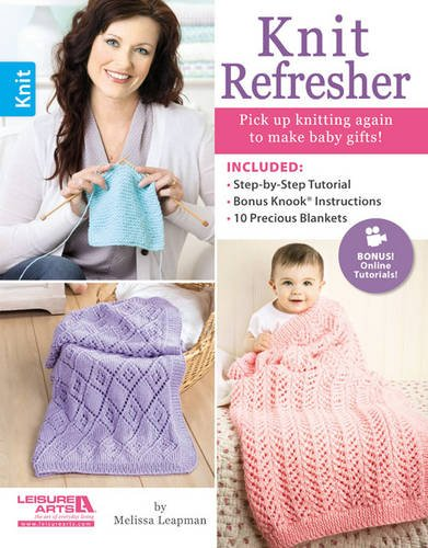 Knit Refresher (6461): Melissa Leapman