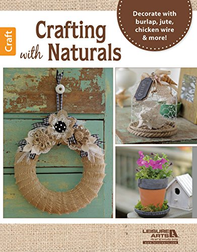 9781464740732: Crafting with Naturals (6610)