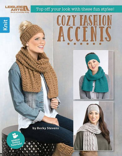 9781464743696: Cozy Fashion Accents - Leisure Arts (6658)