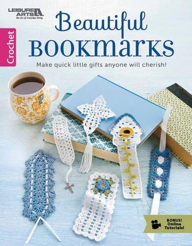 9781464746635: Beautiful Bookmarks - Leisure Arts (6687) (Crochet)