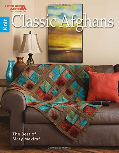 Classic Afghans | Leisure Arts (6790) (Best: Leisure Arts; Mary